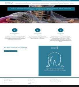 Disseny i programació web Biotechpromed http://santcugatonline.com