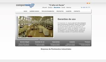 Empresa de Pavimentos industriales