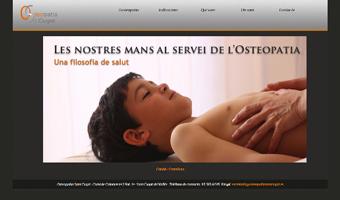 Osteopatia Sant Cugat