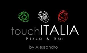 logo Touch Italia negro