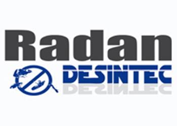 Rediseño logotipo e imagen corporativa Radan Desintec http://www.santcugatonline.com/web/