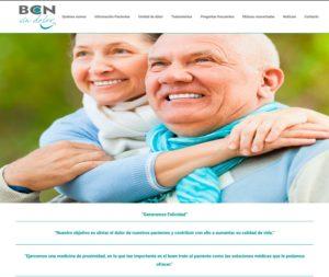 Diseño y programación web corporativa BCN SIN DOLOR https://santcugatonline.com