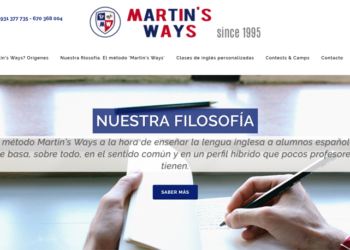 Martin's Ways web